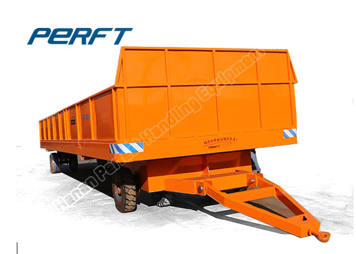 baggage trailer, dolly trailer, car trailer