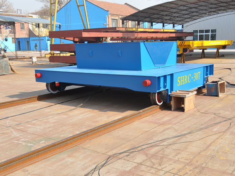 steel coil handling equipment mold carts , die transfer carts