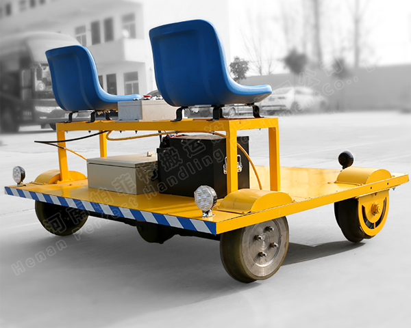 rail detection cart